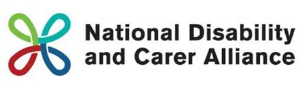 National Disability & Carer Alliance Logo