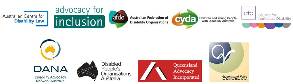 CRPD Working Group Logos