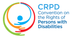 "UNCRPD Logo ""Convention on the Rights of Persons with Disabilities"""