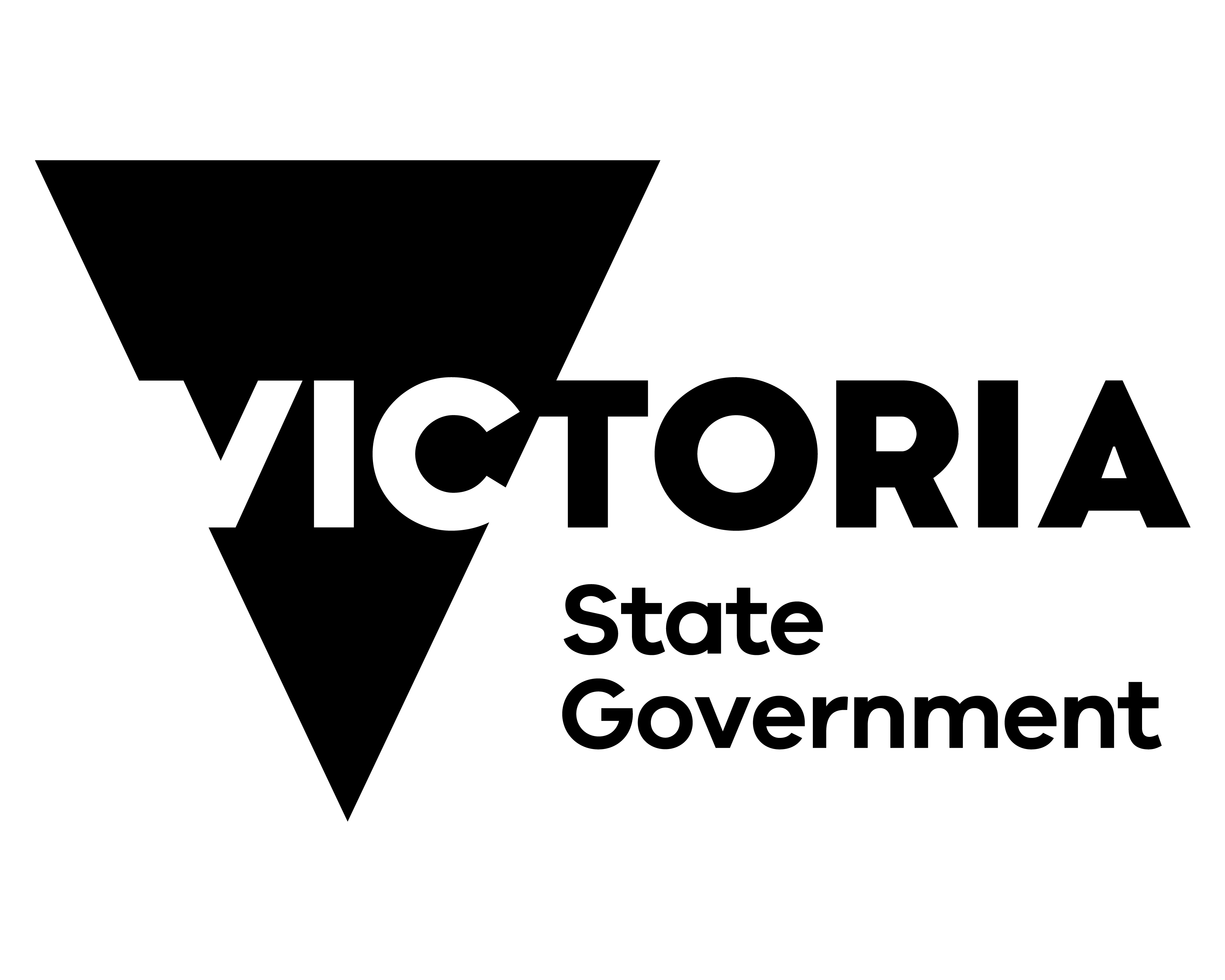 Vic Government Logo