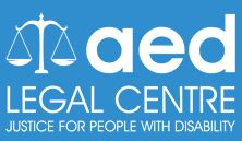 AED Legal Centre logo