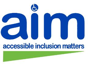 Accessible Inclusion Matters logo