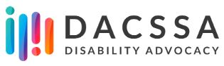 Disability Advocacy and Complaints Service of South Australia (DACSSA) logo