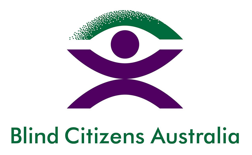 Blind Citizens Australia logo