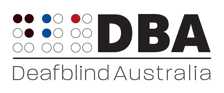 Deafblind Australia logo