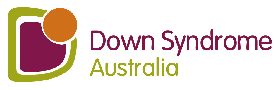 Down Syndrome Australia logo